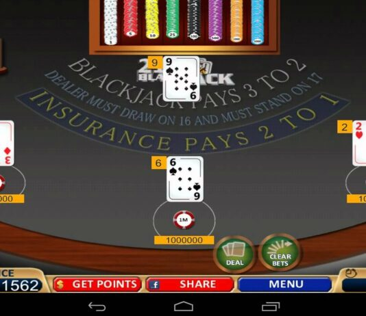 Spil alle klassikerne på live casino