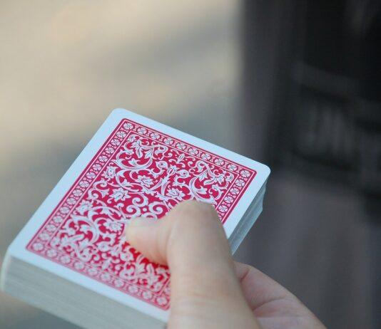 Sådan spiller du kortspillet Casino